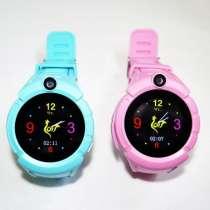 Smart Watch A17 Детские смарт часы GSM, Sim, SOS, GPS tracke, в г.Киев