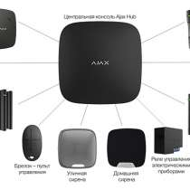 Ajax – гарантия безопасности дома, квартиры, офиса, в Ростове-на-Дону