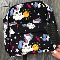 Детский красивый рюкзачок для девочек, в Химках