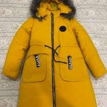 Продам!!! Куртку зимнюю детскую на девочку. Состояние нового, в Егорьевске
