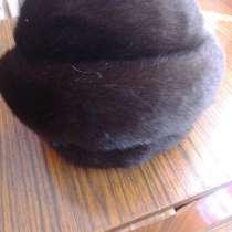 Продам зимнюю норковую шапку, в г.Павлодар