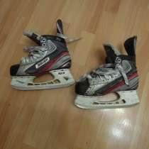 Хоккейные коньки 37.5 размер Bauer 3.0, в Ярославле