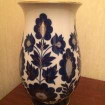 Продам фарфоровую вазу ЛФЗ, в Москве