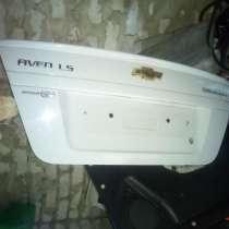 Крышка багажника шевроле авео т250, в Рязани