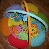 Продам детский развивающий коврик с игрушками 1000 руб, в Анжеро-Судженске