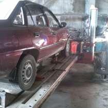 Кузовной ремонт на авто-роботе, ремонт бамперов, окрас авт, в Тюмени