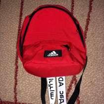 Портфель Adidas Original Red Style, в Воронеже