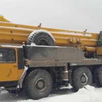 Продам автокран Либхерр Liebherr LTM 1120, 120 тн, в Воронеже