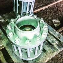 Клапан обратный 19С38НЖ ДУ-200, 300, 400, 500, 600 Ру40, в Уфе