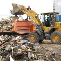 Вывоз строительного мусора на Камазе, в Уфе