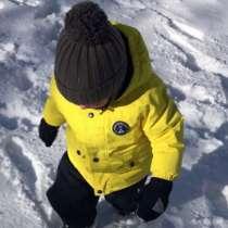Детский зимний комбинезон, в Старом Осколе