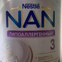 Смесь NAN 3 гипоаллергенный, в Сочи