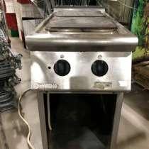 Плита электрическая MARENO NC74EQC 2 конфорки 400/900/830, в Адлере