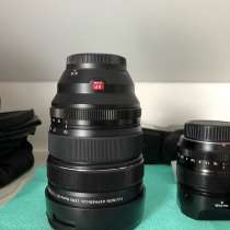 Fujifilm XF 8-16mm f2.8 LM WR, в Одинцово