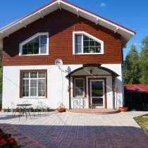 Продам лесной участок 25 соток с жилым домом 200м2 и баней, в Дмитрове