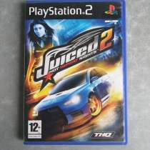 Juiced 2 Hot Import Nights для Sony Playstation 2, в Москве