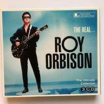 The Real. ROY ORBISON 3-CD NEW 2015 Germany, в Москве