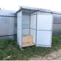 Туалет для загородного дома, в г.Гродно