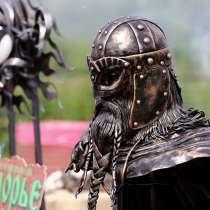 Скульптуры доспехи худ ковка, в Томске