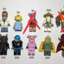 Lego минифигурки, в Улан-Удэ