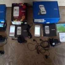 Раритетные телефоны с полным комплектом в хорошем, в Екатеринбурге