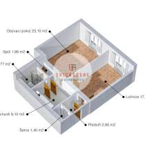 Продажа квартиры 2 спальни 67 м² в Праге, в г.Прага
