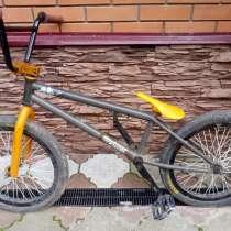 BMX с облегченной рамой, в Чехове