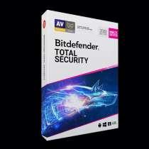 Антивирус Bitdefender Total Security 2020, в Самаре