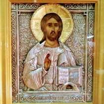 Икона Пресвятая Богородица гора Нерукосечная и Спаситель, в г.Киев