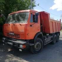 Песок, щебень, чернозём, вывоз мусора и снега, в Саранске