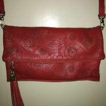 Женская сумка из натуральной кожи, в Ялте