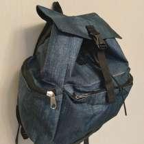 Рюкзак молодежн. №3-дизайн-синий. 300р. НОВЫЙ, в Санкт-Петербурге