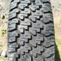Запаска 175/80/ R16, Bridgestone Desert Dueller 682, 1шт, в Владивостоке