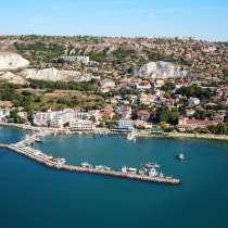 Элитный участок с проектом на берегу моря в городе Варна, в г.Варна