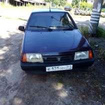 Ваз2109, в Шумерле