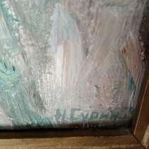 Картина маслом на холсте, в Челябинске