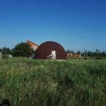 Дом-купол в Приморско-Ахтарске, в Приморско-Ахтарске
