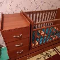 Кроватка, в Краснокаменске