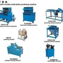 Линия для производства зубочисток из дерева из Китая, в г.Чэнду