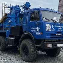 Продам ямобур Айчи Aichi D705, шасси КАМАЗ-43118, 2011 г/в, в Уфе