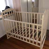 Детская кроватка, в Красногорске