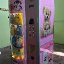 Аппарат по продаже игрушек, в Санкт-Петербурге