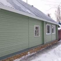 Отделка домов сайдингом, в Иванове