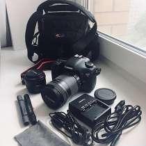 Canon EOS-7D, в Москве