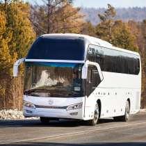 Туристический автобус Golden Dragon XML 6126 JR Triumph, в Челябинске