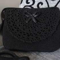 Handmade bags and purses (вязанные сумки), в г.Ош