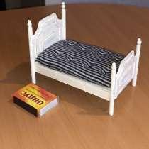 Миниатюрная кровать, в Красноярске
