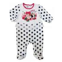 Одежда для новорождённых (боди, ползунки, распашонки, кофты), в г.Минск
