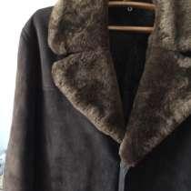 Продам дубленку и кожаное пальто размер 48-50, в г.Алматы