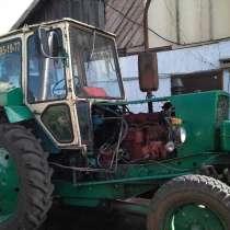 Услуги экскаватора бульдозера на базе трактора ЮМЗ 6 Беларус, в Красноярске